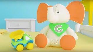 Би-Би Знайки – Буква С -  мультфильм про машинки – учим алфавит