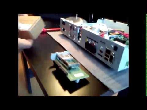 VU+ UNO  Twin Tuner Change  TUTORIAL