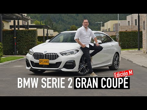 BMW Serie 2 Gran Coupe 🔥 218i con paquete deportivo M 🔥 Prueba - Reseña