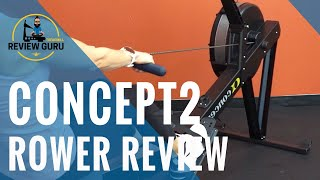 Concept2 Model D Rowing Machine Review