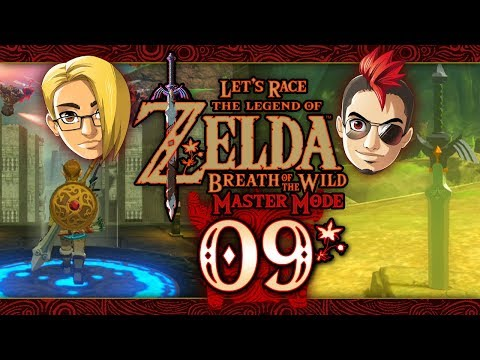 Let's Race: The Legend of Zelda: Breath of the Wild (Master Mode) - Part 9 - Akkala