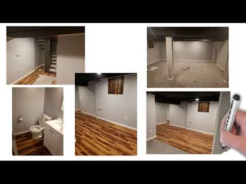 TBG Finished Basements for Olympics in East Canton, Ohio