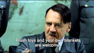 Hitler plans a sleepover