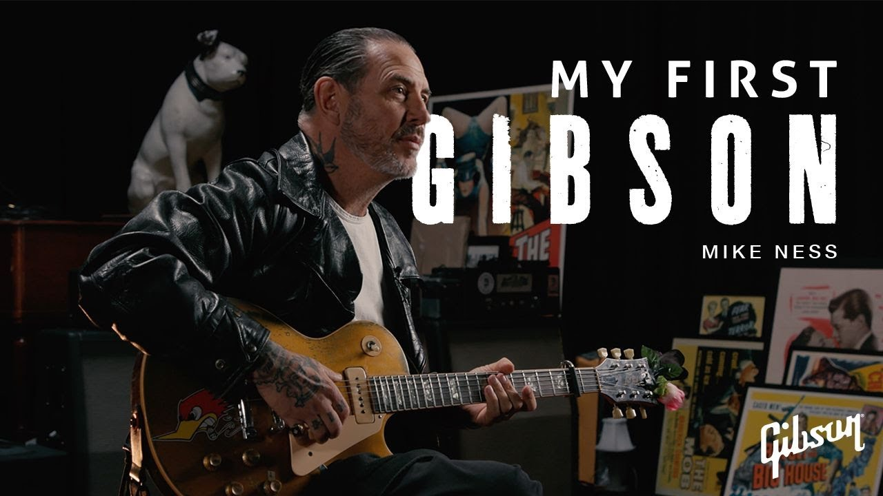 My First Gibson: Mike Ness of Social Distortion