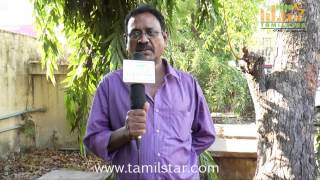 Thilagarajan at Adhu Vera Idhu Vera Team Interview