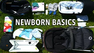 Basic Items You Need for your Newborn | Buy Before Birth