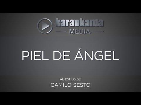 Piel de angel Camilo Sesto