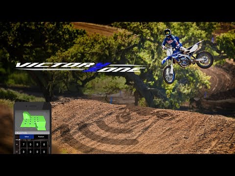 2020 Yamaha YZ250F in Ebensburg, Pennsylvania - Video 1