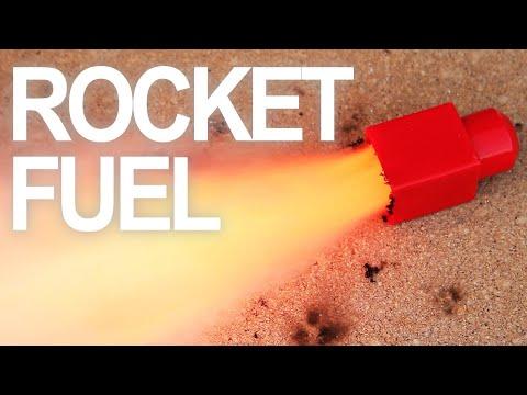 Domácí raketové palivo