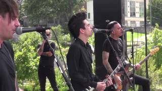Anti-Flag - Brandenburg Gate