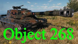 【WoT:Object 268】ゆっくり実況でおくる戦車戦Part422 byアラモンド