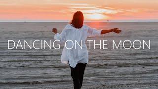 Unknown Brain - Dancing On The Moon (Lyrics) ft. Luke Burr