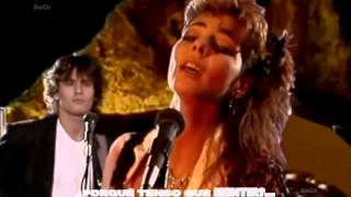"Video thumbnail of ""*(I'LL NEVER BE) MARÍA MAGDALENA* - SANDRA - 1985 (REMASTERIZADO) (Sub. Español) HD"""
