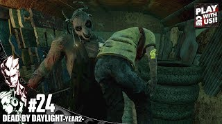 #24【ホラー】弟者,おついちの「Dead by Daylight YEAR2」【2BRO.】