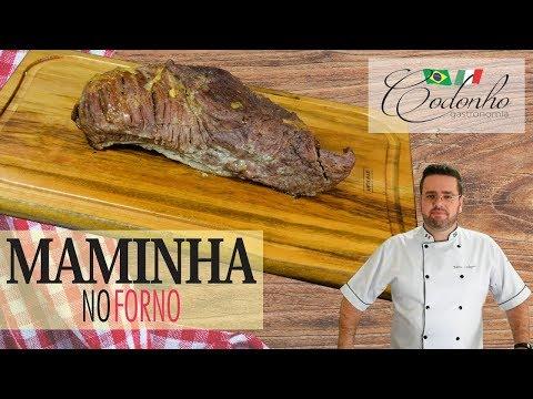 Maminha ao forno -  Codonho Gastronomia