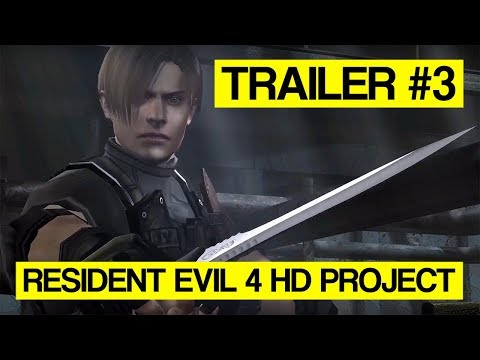 Resident Evil 4 HD mod is now live overhauling almost