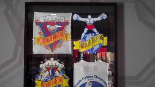MMA MUSEUM old shirt logos Jeremy Couball