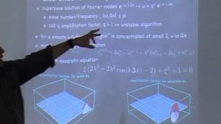 Sascha Husa (3) - Introduction to theory and numerics of partial differential equations