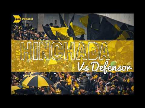 """""""HINCHADA VS DEFENSOR"""" Barra: Barra Amsterdam • Club: Peñarol"""