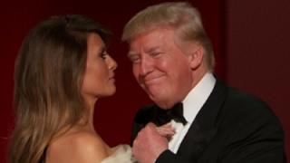 Trumps Dance to