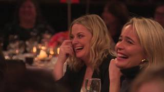 Natasha Lyonne Presents Amy Poehler With The 2019 Women In Film Entrepreneur In Entertainment Award