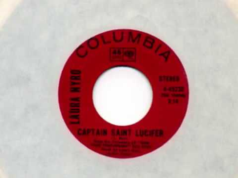 Laura Nyro - CAPTAIN SAINT LUCIFER - single