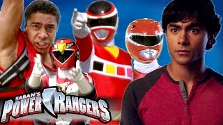 Power Rangers | Red Ranger Evolution