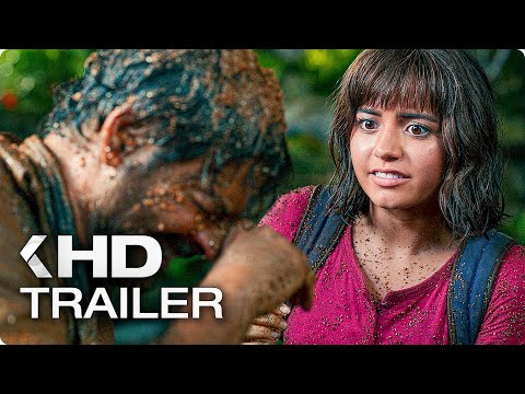 DORA AND THE LOST CITY OF GOLD - 5 Minutes Trailers (2019)