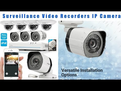 ❤✳the ten Best Surveillance video recorders IP camera