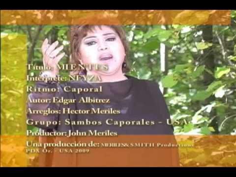 NEYZA - Mientes (caporal video clip) Sambos Caporales USA