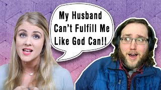Kristen Saves Your Future CHRISTIAN Marriage (Feat Girl Defined)