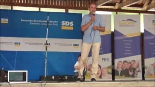 [Video klipi] 5.6.2016 Nova24TV: Družinski dan SDS