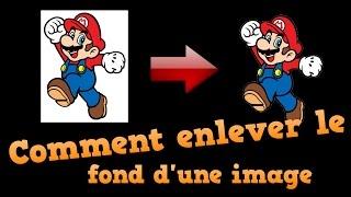 Tuto Comment Enlever Le Fond Blanc D Une Image Sans Logiciel
