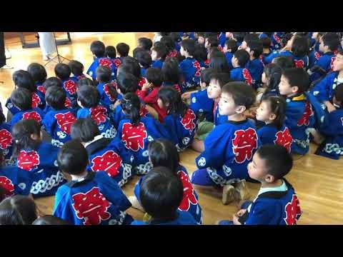 和光鶴川幼稚園「盛りだくさんの冬まつり」