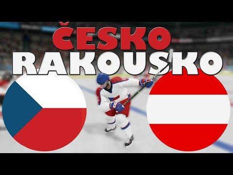 ČESKO - RAKOUSKO | MS 2019 | NHL 19 | CZ/SK
