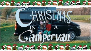 Christmas In A Camper Van