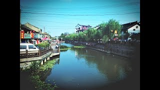 preview picture of video '【中国旅行記】上海の七宝老街お散歩動画【2014年10月5日】'