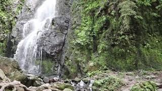 Burgbachwasserfall Schwarzwald