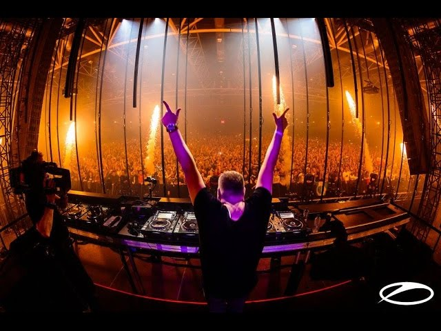 Orjan Nilsen Live @ A State of Trance