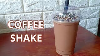 Iced Coffee  | How To Make Homemade Coffee Shakes