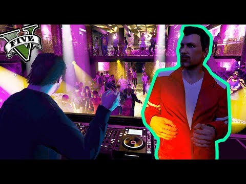 GTA 5 ONLINE - ME COMPRO UNA SUPER DISCOTECA!! XD -Nexxuz