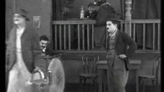 """Charlie Chaplin """"A Dog's Life"""" clip"""