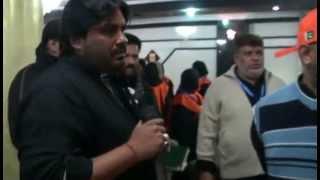 preview picture of video '07-Dec-14 Karbala Group Ziyarat Roza Hazrat Abbas BainulHarmain Roza Imam Hussain AS'