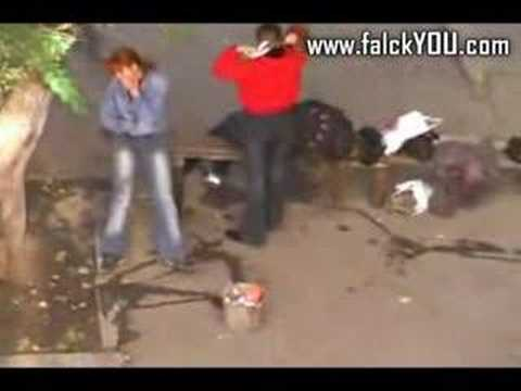 drunk russian teens