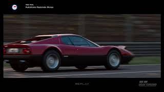 Gran Turismo Sport | Ferrari 512 BB - Autodromo Nazionale Monza