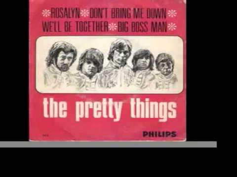 Rosalyn (1964) (Song) by The Pretty Things