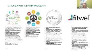 Перспективы зеленой недвижимости в России (видео вебинара)