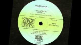 "Old School Sample Beat: Delegation ""Oh Honey"" (Midnight from TIEOMM)"
