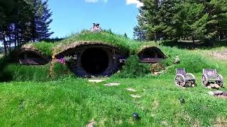 Halfling Hideaway AirBnB - Authentic Hobbit House near Osoyoos, BC Canada