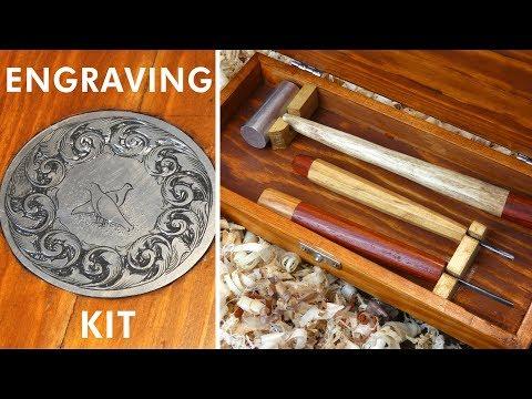 Making an Engraving Starter Kit